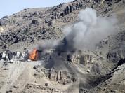 Saudi Arabia đánh chặn tên lửa Scud được phóng từ Yemen