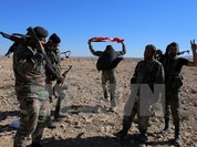 Quân đội Syria đánh chiếm thành trì quan trọng của phe chống đối