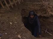 IS đào mê cung đường hầm để tránh bom