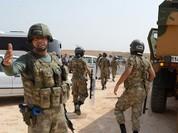 Binh lính Thổ Nhĩ Kì đẩy lui đợt tấn công của IS ở Iraq