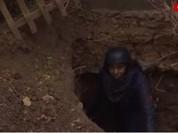 Mê cung dưới lòng đất giúp IS thoát thân