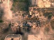 Đau lòng với cảnh tượng tang thương, hoang tàn ở thủ đô Syria