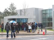 Sơ tán 4000 người tại trụ sở Apple vì bom