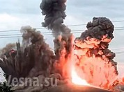 Clip uy lực khủng khiếp của bom FAB-500 Nga sử dụng ở Syria