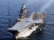 Clip 25 năm tàu sân bay Nga và 9 điều lý thú