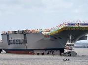 Video 3D tuyệt đẹp về tàu sân bay 65.000 tấn của Ấn Độ