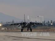 Nga, Mỹ thảo luận an toàn bay ở Syria