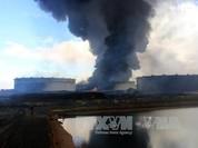 IS sử dụng vũ khí hóa học của Libya tại Syria