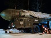 Ảnh đẹp về tổ hợp tên lửa hạt nhân trực chiến tại khu vực Novosibirsk của Nga