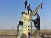IS bắn hạ một máy bay trực thăng quân sự Bell của Iraq