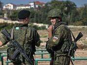 """Dân Crimea quyên tiền dựng tượng đài """"những người lịch sự"""""""
