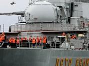 Tuần dương hạm Pyotr Velikiy sẽ được trang bị tên lửa siêu thanh Zircon