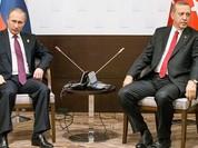 Lằn ranh đỏ trong quan hệ Nga – Thổ Nhĩ Kỳ