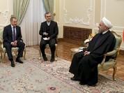 """Nga chuyển """"thông điệp đặc biệt"""" về cuộc xung đột Syria cho Iran"""