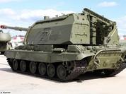 Cận cảnh dàn pháo tự hành 'khủng' nhất thời Liên Xô