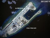 Trung Quốc xây loạt trạm radar trên các đảo phi pháp ở Trường Sa
