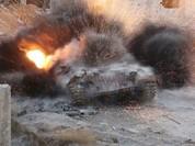 Video xe tăng T-72AV nổ tung khi bị trúng đạn