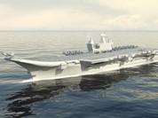 Pháp, Nga đấu thầu chế tạo tàu sân bay cho Ấn Độ