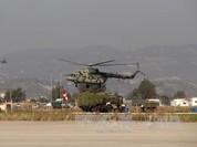 Nga tuyên bố đã ngừng các cuộc không kích tại Syria