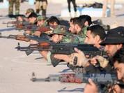 IS bị đánh bật gần thủ đô Baghdad
