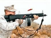 Sức mạnh khẩu súng 2 chế độ bắn Auto Assault-12 của Mỹ