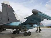 """Chiến đấu cơ Nga """"thất nghiệp"""" ở căn cứ Syria"""