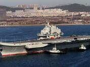 Trung Quốc toan tính lập nhóm tác chiến tàu sân bay