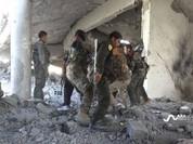 Hàng trăm tay súng ở Raqqa đã rời bỏ IS, ủng hộ người dân