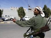 Video tấn công thị trấn Arab Saudi, phiến quân Huthis thu nhiều vũ khí cá nhân hiện đại