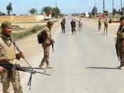 Iraq giành lại một thị trấn ở tỉnh Anbar từ IS