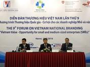 Thương hiệu Quốc gia Việt Nam đứng áp chót trong ASEAN