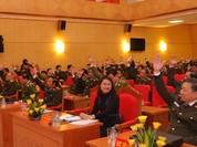 Bộ Công an giới thiệu 4 ứng cử đại biểu Quốc hội khóa XIV