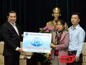 Đà Nẵng tặng nhà cho gia đình liệt sĩ Gạc Ma