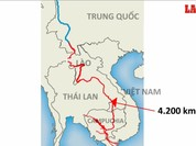 Video Đừng ảo tưởng, chỉ 3 - 4% nước xả từ Trung Quốc đến được Việt Nam