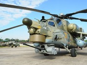 """Video Tìm hiểu trực thăng """"thợ săn đêm"""" Mi-28 NE của Nga"""