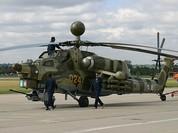 Tình báo Mỹ xác nhận Nga triển khai trực thăng Mi-28 và Ka-52 tại Syria
