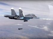 Video Nga sẽ yểm trợ các cuộc tấn công của quân đội Syria
