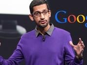"""Sếp Google """"bỏ túi"""" gần 100 triệu USD từ lương thưởng năm 2015"""