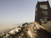 Video thảm cảnh lực lượng xe bọc thép quân Arab Saudi ở Najran