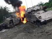 Video tuyên bố sắp chiến thắng, quân Arab Saudi vẫn bị đánh cho nhừ tử