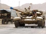Quân đội Syria phát động tấn công thành phố Qaryatain
