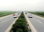 """Bộ GTVT """"chưa đồng ý"""" tăng phí cao tốc Cầu Giẽ - Ninh Bình từ 15.5"""