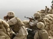 Video thảm cảnh lính cậu Arab Saudi ở Yemen