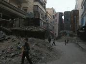 Quân đội Syria đánh lớn ở Aleppo