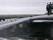 Video tàu ngầm lớp Trafalgar của Anh chuẩn bị quay lại Bắc Cực