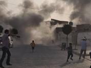 Thổ Nhĩ Kỳ pháo kích IS ở Syria