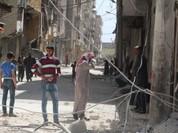 Chiến sự Syria leo thang dữ dội trước hòa đàm và bầu cử