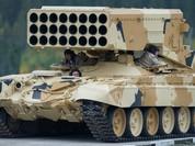 """3 bí mật về hệ thống phun lửa hạng nặng siêu """"khủng"""" TOS-1 của Nga đưa sang Syria"""