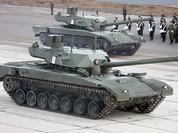 Quân đội Nga đặt mua 100 siêu xe tăng Armata