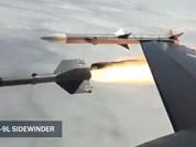 Video hiếm, cận cảnh tiêm kích F-16 phóng tên lửa diệt mục tiêu